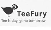 Teefury : un nouveau T shirt par jour