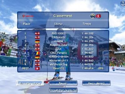 Ski Challenge 2011