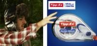 Publicité Tipp ex interactive