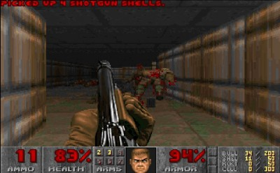 (Jeu Flash) Doom Triple Pack : souvenirs...