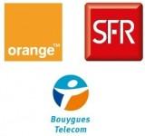 Bouygues, SFR et Orange ne répercuteront pas la TVA