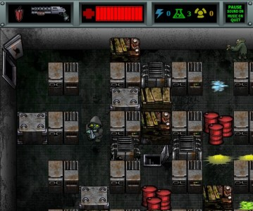 (Jeu Flash) Undead Hunter : un Bomberman post apocalyptique