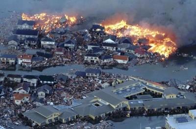 50 photos saisissantes du séisme au Japon