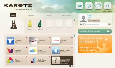 Karotz : le meilleur ami du geek