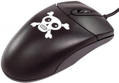 souris pirate