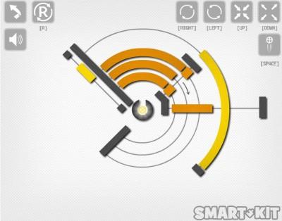 (Jeu Flash) Clockwork : un petit casse tête assez court
