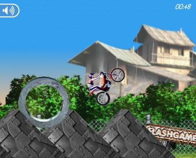 (Jeu Flash) Bike Mania : Arena 2