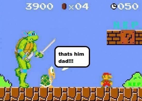 Mario devrait se méfier