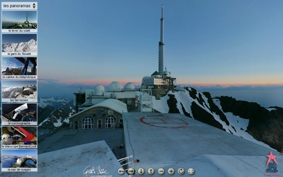 Webcams du Pic du Midi