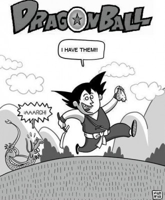 dragonballs