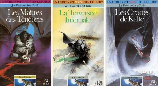 Des livres dont vous tes le hros jouables en ligne