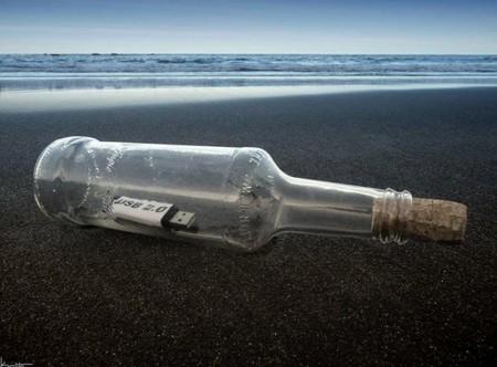 Les bouteilles à la mer modernes