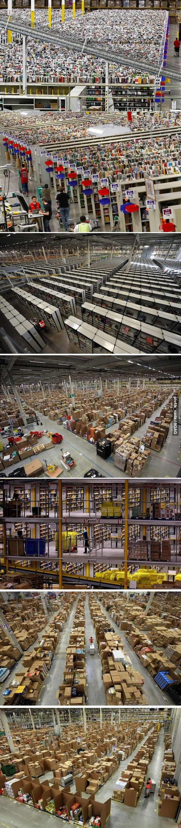 Amazon vu de lintrieur