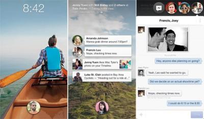 Facebook Home : une surcouche sur votre système Android