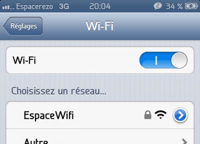 Transformer son ordinateur en point daccès wifi (hotspot)