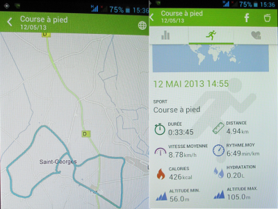 Tests Wiko : le GPS du Cink Peax