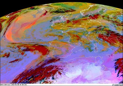 EUMETSAT Screenshot