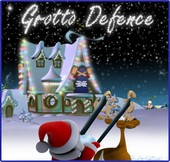 Jeu flash gratuit : Grotto Defence