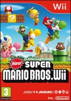 Wii New Super Mario Bros