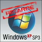 Windows XP SP3 retardé à cause dun bug