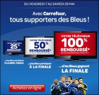 Pub Carrefour Football